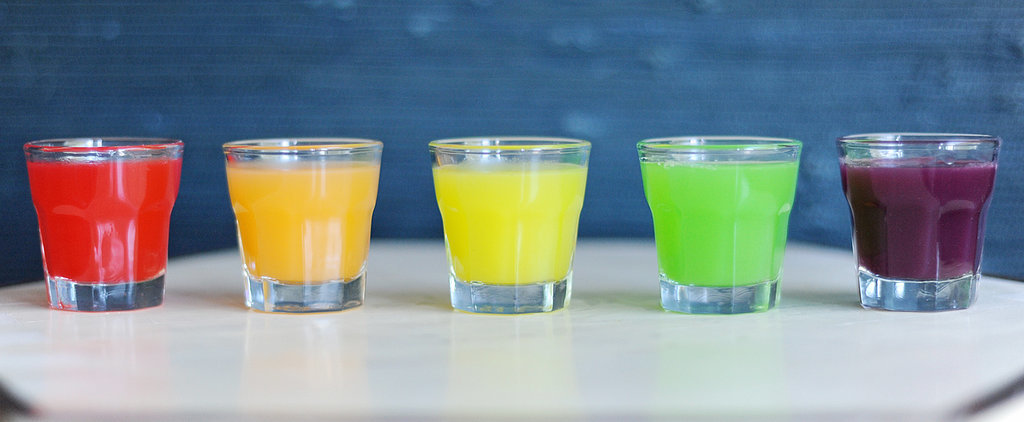 How to Make Skittles-Infused Vodka Shots