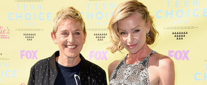 Ellen DeGeneres and Portia de Rossi Make a Sweet Appearance on Their Anniversary