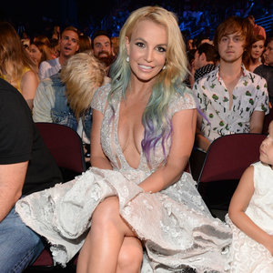 Brittany Spears Dress Teen Choice Awards Red Carpet 2015