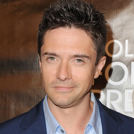 Topher Grace Talks About Ashton Kutcher and Mila Kunis