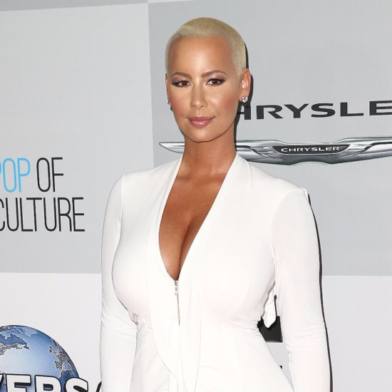 Amber Rose's Childhood Throwback Spreads Hope For All