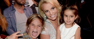 Britney Spears Is a Superhot and Adoring Mom at the Teen Choice Awards