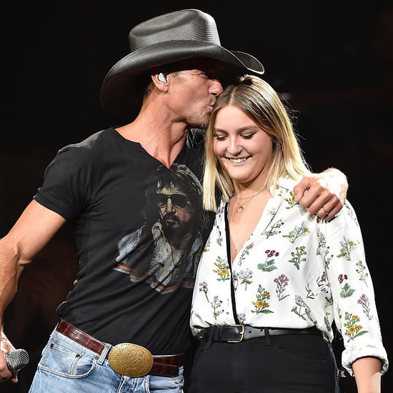 Tim McGraw Hits the Stage With His Daughter For a Fun Duet
