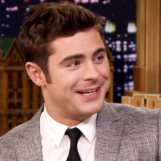 Zac Efron on Swimming With Sharks | Video