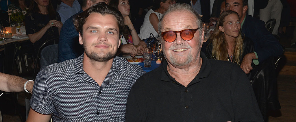 Jack Nicholson's Son Looks Just Like Him but Also Oddly Resembles Leonardo DiCaprio