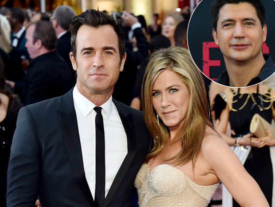 Ken Marino Gushes About Jennifer Aniston and Justin Theroux's 'Absolutely Perfect' Wedding