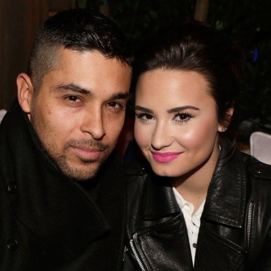 Wilmer Valderrama Didn't Want to Date Demi Lovato