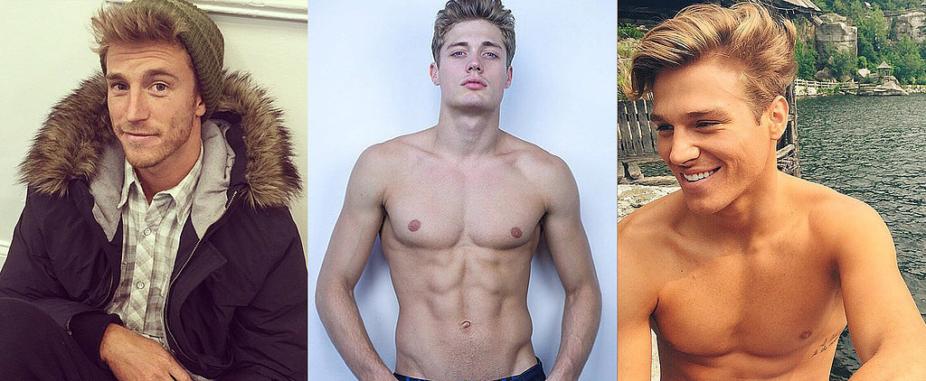 21 Sexy Blond Guys Who Prove Golden Locks Are Hot AF