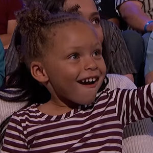 Stephen Curry's Family on Jimmy Kimmel Live 2015 | Video