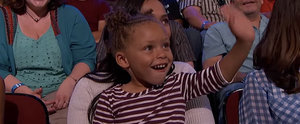 Riley Curry Totally Stole Her Dad's Spotlight on Jimmy Kimmel Live!