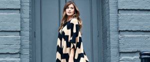 You Won't Believe Where This Chic Cape Comes From