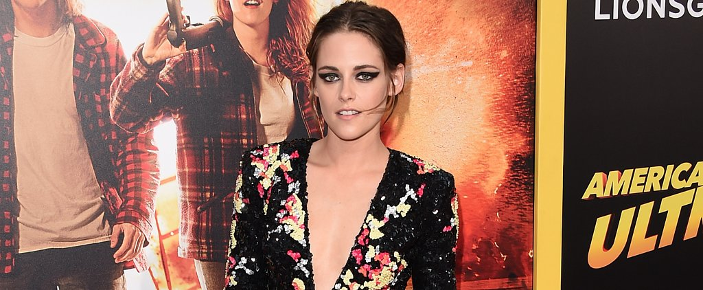 Kristen Stewart Just Made the Party Romper Your New Go-To