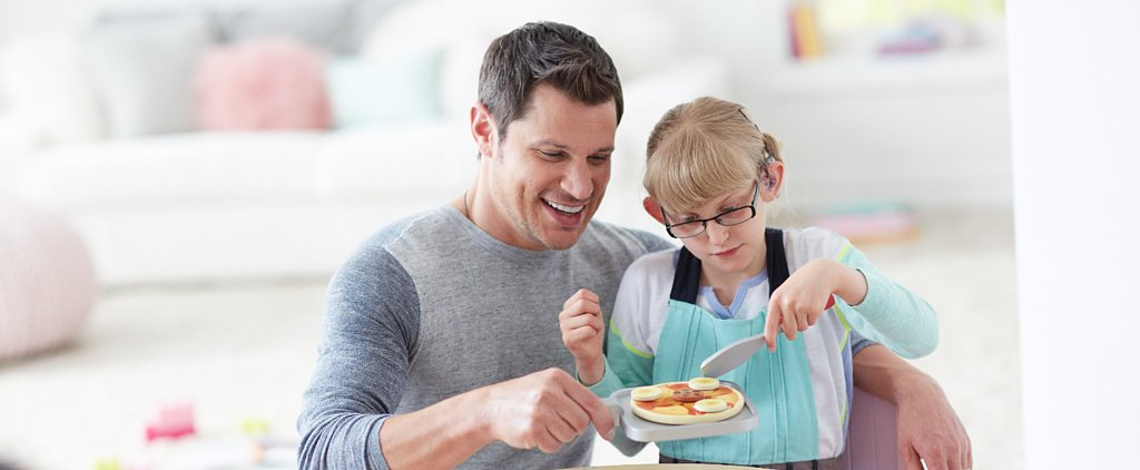 How Nick Lachey Is Using His Personal Experience With Special Needs to Teach His Children Acceptance