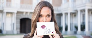 Joan Smalls Is Bringing Her Signature Bold Lip to Your Makeup Bag