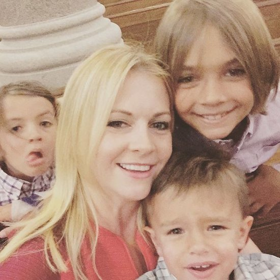 Melissa Joan Hart Family Instagram Pictures