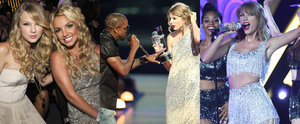 Take a Nostalgic Look Back at Taylor Swift's VMAs Evolution