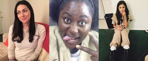 The Orange Is the New Black Cast Is Sharing a Lot of Season 4 Instagrams!