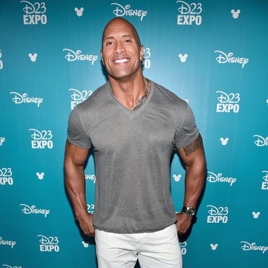 Dwayne Johnson Will Star in Disney Jungle Cruise Movie