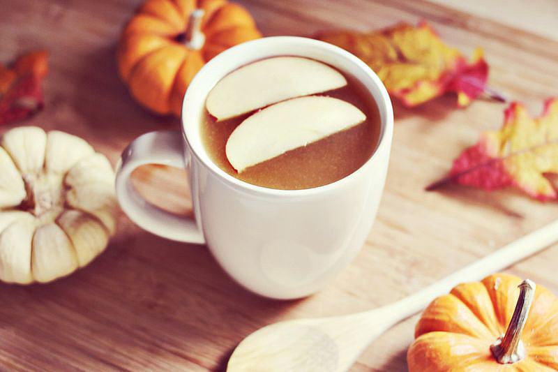 Get the recipe : spiked maple cider [6]