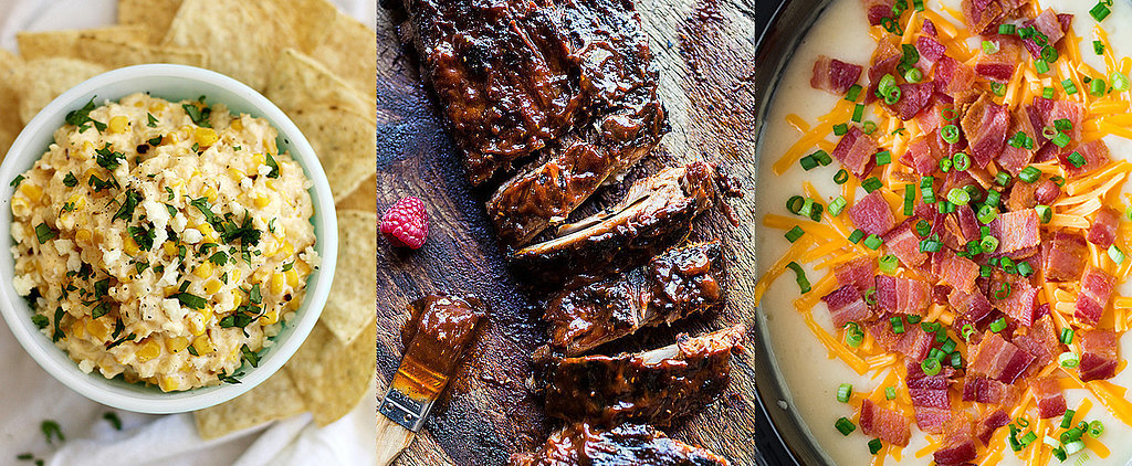 22 of the Lowest Fuss Game Day Recipes Out There
