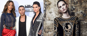 The First Piece From the H&M x Balmain Collab Is Here — and It's Good