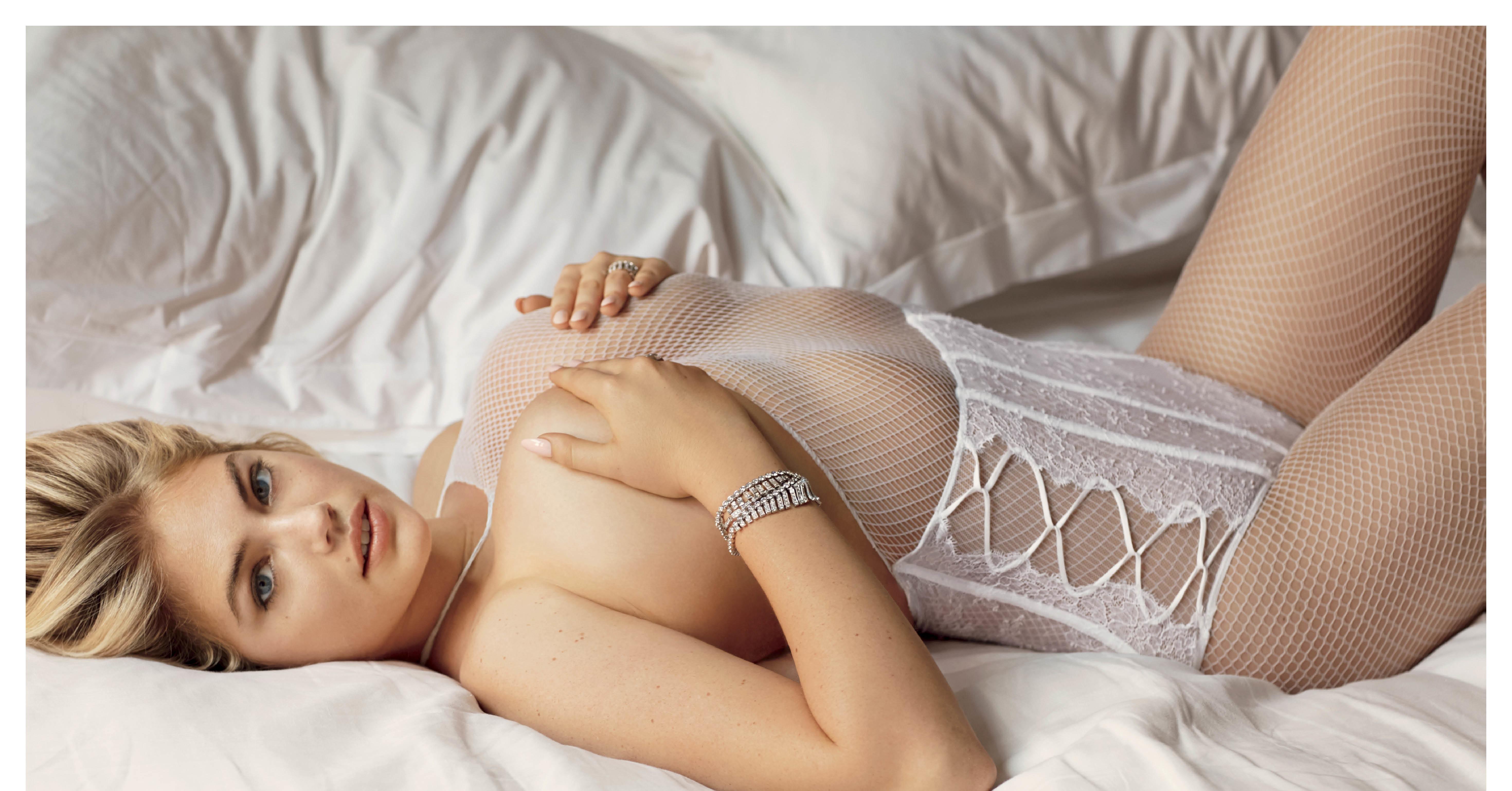 Самые обольстительные и сексуальные модели 6 фотография