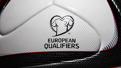 Euro 2016 qualifying results