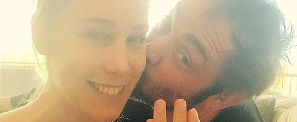 Supernatural's Mark Sheppard Is Engaged — See the Gorgeous Ring!