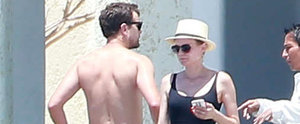 """Diane Kruger and Joshua Jackson Escape For a """"Perfect Day"""" in Paradise"""