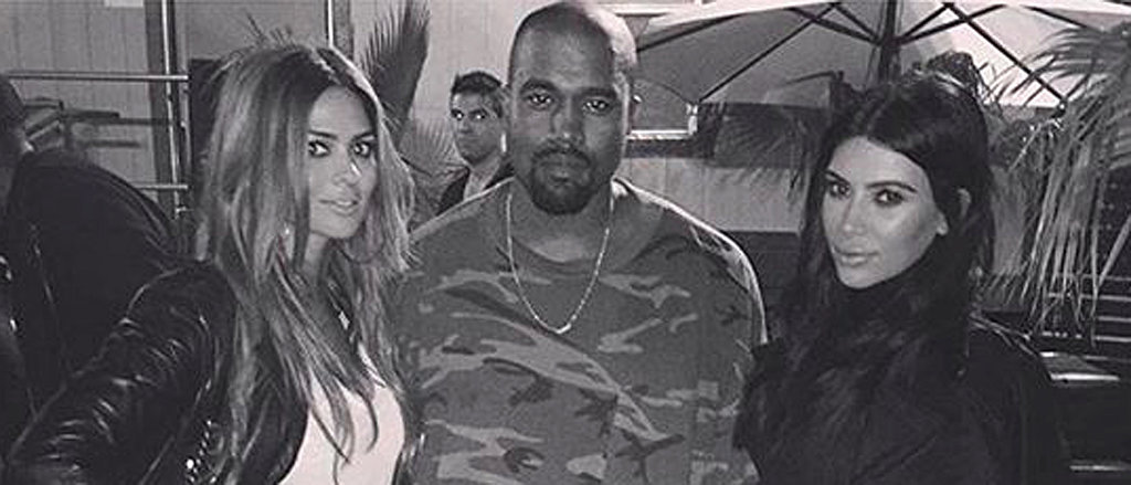 Kanye West Had the Kardashians and 1 Very Special Guest at His Latest Gig