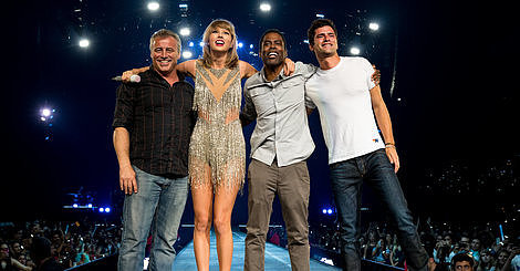 A Comprehensive List Of Taylor Swift's '1989' Tour Guests So Far