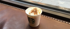 I Was the First to Try the New Pumpkin Spice Latte — and Here's What Happened