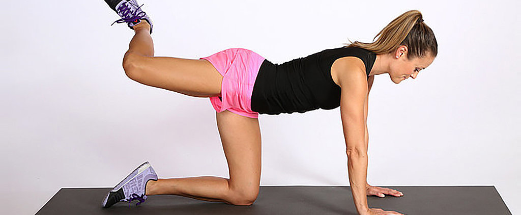 10 No-Equipment Moves to Tighten Up Thighs