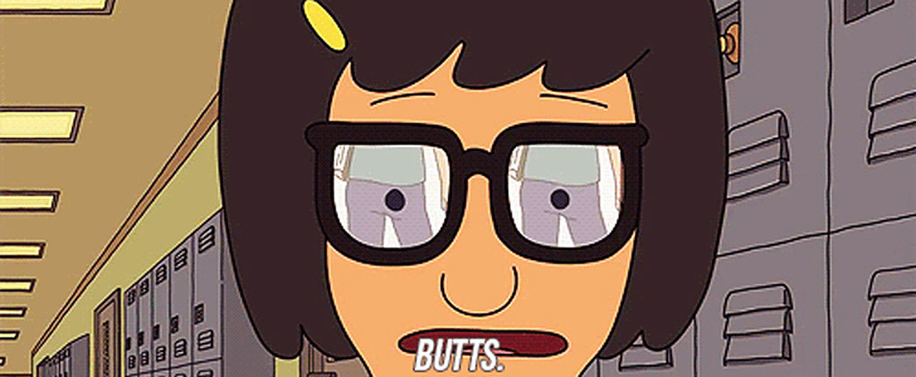 You Can't Unsee These GIFs of Cartoons Groping Hot Dudes