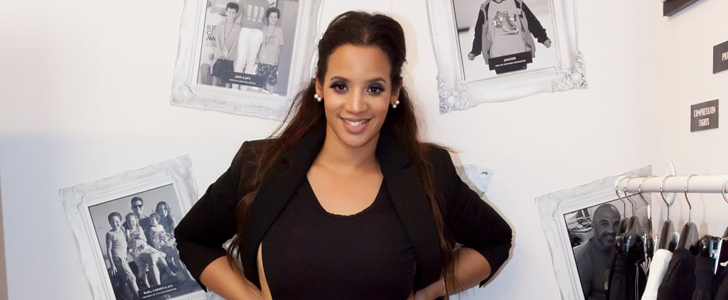 Orange Is the New Black Star Dascha Polanco Talks Parenting on Screen vs. in Real Life
