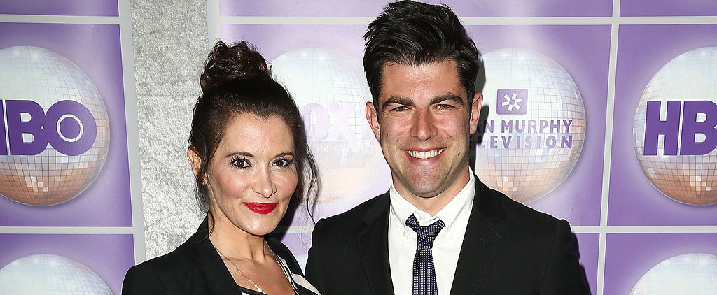 Max Greenfield Welcomes a Son With Wife Tess Sanchez — Find Out the Rock 'n' Roll Name!