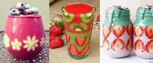 Don't Just Make a Smoothie — Make Art!