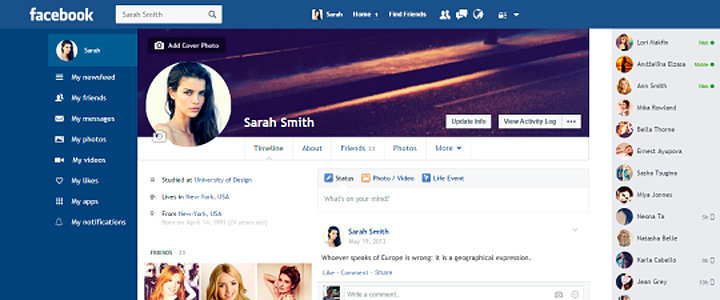 A Simple Hack to Make Your Facebook Look Better