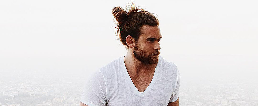 7 Reasons Man Buns Are Sexy AF