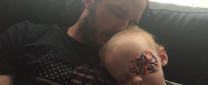 Chris Pratt's Sweet Moment With His Son Will Tug at Your Heartstrings
