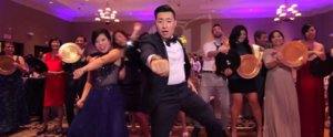 This Couple Made a Legendary Music Video in Just 1 Take — at Their Wedding!