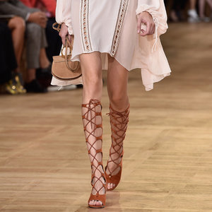 Choose From Subtle to Extreme Gladiator Sandals This Summer