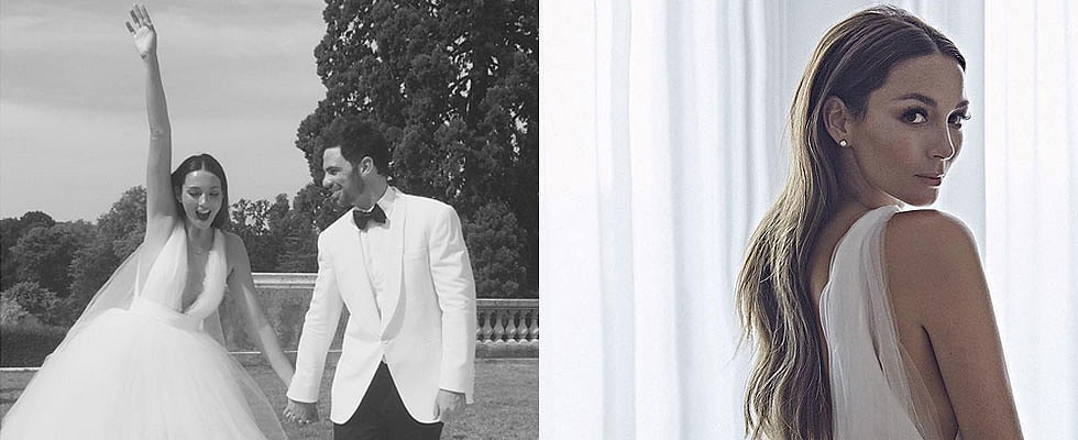 Take a Look Through Ricki-Lee's Stunning Wedding Album