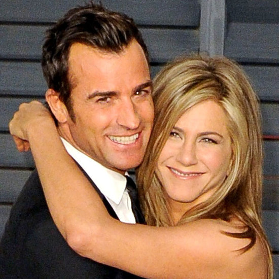 Justin Theroux Interview About Marrying Jennifer Aniston