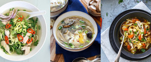15 Chicken Soup Recipes to Get You Through Cold and Flu Season