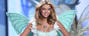 This Is How 1 Victoria's Secret Angel Works Up a Sweat