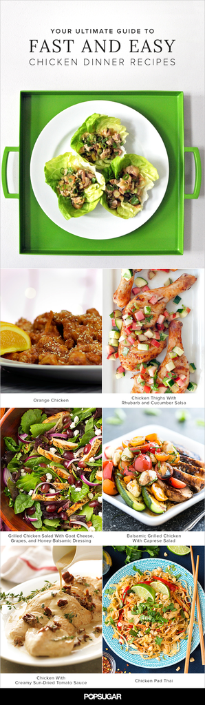 Your Ultimate Guide to Fast and Easy Chicken Dinner Recipes