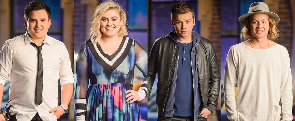 Ellie, Nathan, Liam and Joe: Which of These Singers Should Win The Voice?