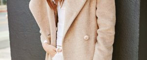Get the Must-Have Camel Coat Before the Autumn Shopping Rush