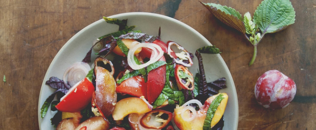 This Bright Salad Recipe Is the Perfect Way to End Your Summer
